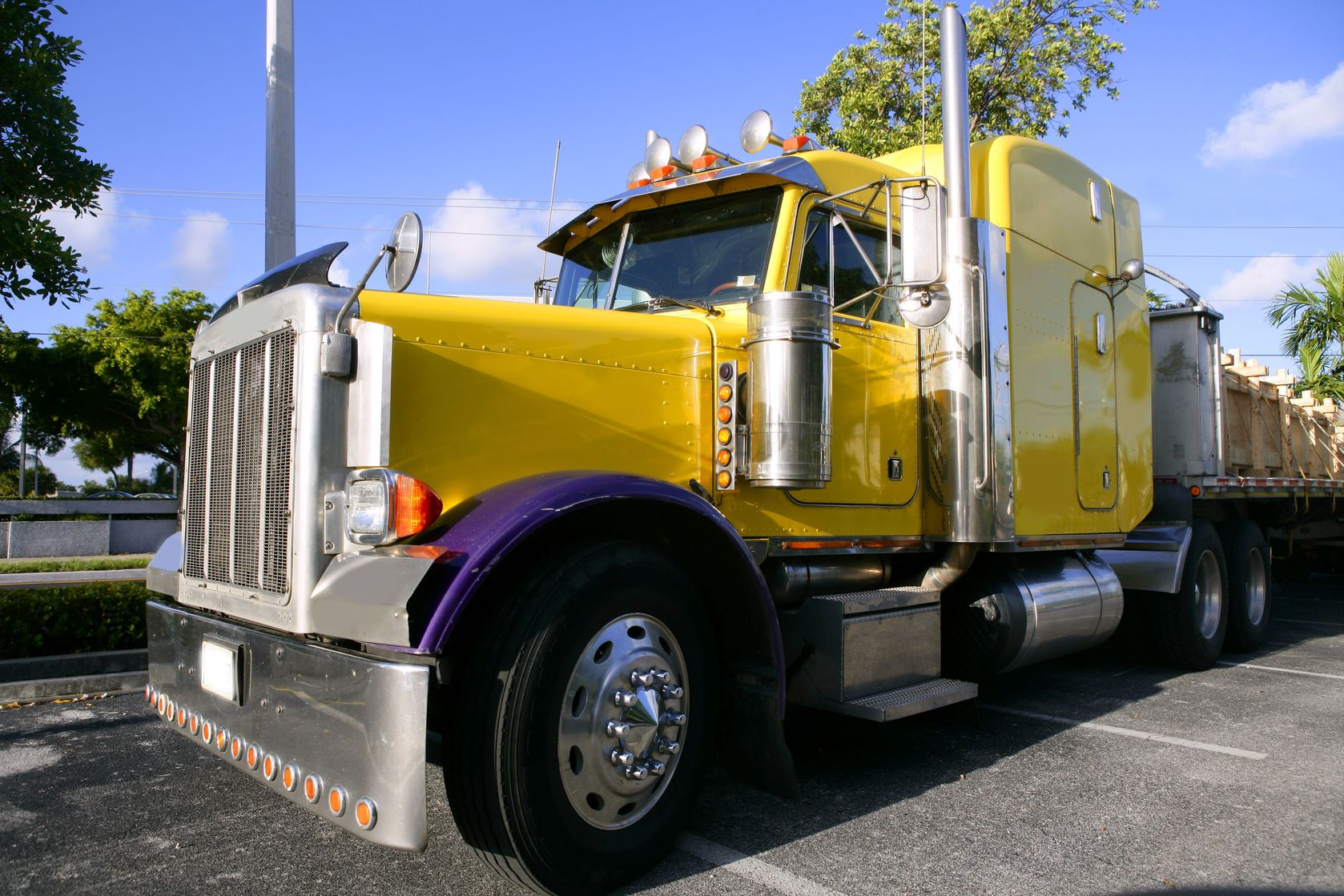 North Fort Worth, TX. Flatbed Truck Insurance